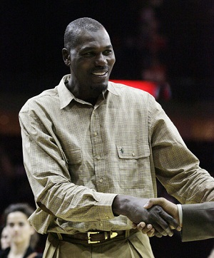 Olajuwon played 18 seasons in the NBA.
