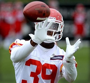 Kansas City Chiefs safety Husain Abdullah.