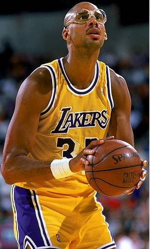 Abdul-Jabbar averaged 24.6 points per game in his NBA career.