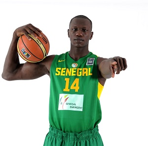 Senegal's Gorgui Dieng