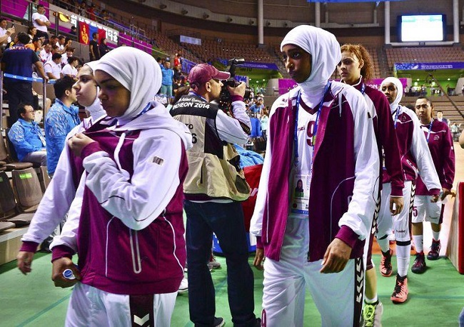 Qatar-basketball