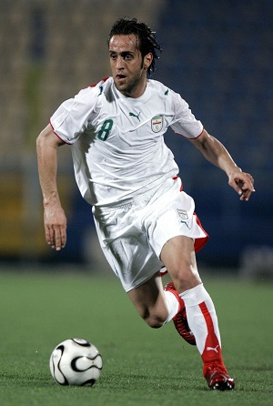 Karimi was voted Asian Footballer of the Year in 2004.