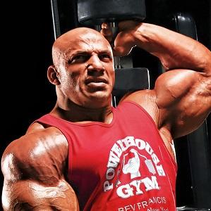 "Pro bodybuilder Mamdouh ""Big Ramy"" Elssbiay"