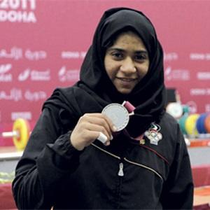 Ayesha Al Balooshi